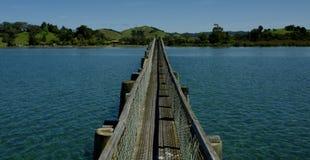 Whananaki Nya Zeeland Arkivbilder