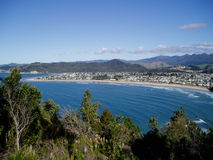 Whangamata. Beach, North Island, New Zealand Stock Photography