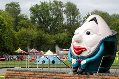 Humpty Dumpty Foto de Stock Royalty Free