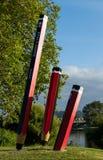 Whanganui Pencils Stock Image