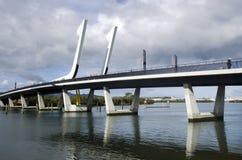 Whangarei harbour bridge - New Zealand Royalty Free Stock Photography
