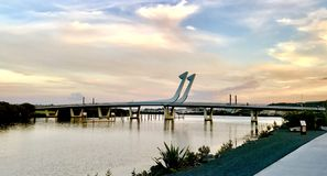 Whangarei most Zdjęcie Stock