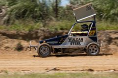 Whangarei Speedway Royalty Free Stock Images