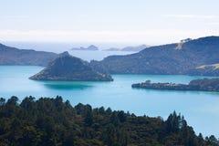 whangaroa гавани Стоковые Изображения