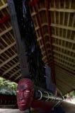 Whare Waka (дом каное) Стоковые Фотографии RF