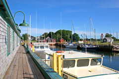 The Wharf Stock Photography