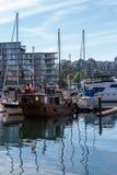 wharf Stockfoto