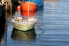 Wharf Boat Royalty Free Stock Photo
