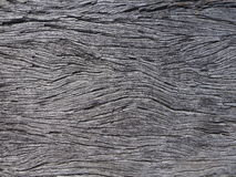 Wharf close up. Grooved surface of a wharf Stock Photo
