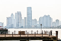 Wharf Royalty Free Stock Images