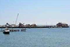 Wharf Royalty Free Stock Photography