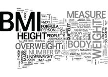 What Is Bmi The Truth Revealed Word Cloud. WHAT IS BMI THE TRUTH REVEALED TEXT WORD CLOUD CONCEPT Royalty Free Stock Image