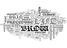 What Is A Brow Lift Word Cloud. WHAT IS A BROW LIFT TEXT WORD CLOUD CONCEPT Stock Photo