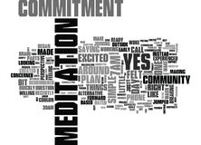 What Can You Say Yes To Word Cloud Royalty Free Stock Image