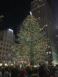What Christmas in NYC is all about Royalty Free Stock Image