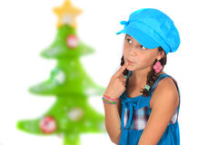 What do i want for Christmas Stock Image