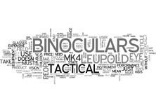 What Do You Know About Leupold Mk Tactical Binoculars Word Cloud Royalty Free Stock Photo