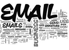 What Do Your Business Emails Reveal About You Word Cloud. WHAT DO YOUR BUSINESS EMAILS REVEAL ABOUT YOU TEXT WORD CLOUD CONCEPT Royalty Free Stock Images