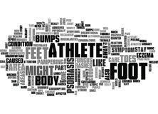 What Does Athletes Foot Look Like Word Cloud. WHAT DOES ATHLETES FOOT LOOK LIKE TEXT WORD CLOUD CONCEPT Royalty Free Stock Photos