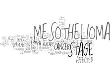 What Are The Four Stages Of Mesothelioma Cancer Word Cloud. WHAT ARE THE FOUR STAGES OF MESOTHELIOMA CANCER TEXT WORD CLOUD CONCEPT Stock Images
