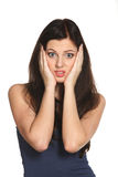 What happend? Royalty Free Stock Photo