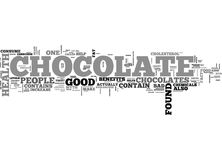 What Are The Health Benefits Of Chocolate Word Cloud. WHAT ARE THE HEALTH BENEFITS OF CHOCOLATE TEXT WORD CLOUD CONCEPT Royalty Free Stock Photos