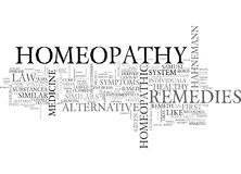 What Is Homeopathy Word Cloud. WHAT IS HOMEOPATHY TEXT WORD CLOUD CONCEPT Royalty Free Stock Photography