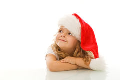 What I wish for Christmas is ... Stock Photo