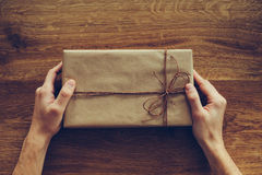 What is inside? Royalty Free Stock Photography