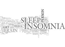 What Is Insomnia Word Cloud. WHAT IS INSOMNIA TEXT WORD CLOUD CONCEPT Royalty Free Stock Images