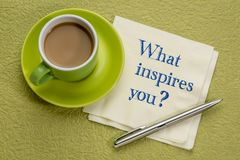 What inspires you stock images