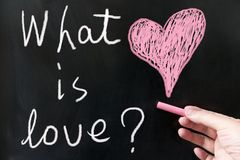 What is love Stock Photos
