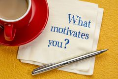 What motivates you stock images