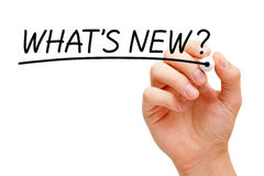 What is New Black Marker Stock Images