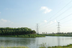 What a nice day in shenyang china Stock Photography