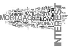 What S The Truth Behind Your Finances Word Cloud Stock Image