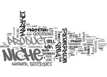 What S Your Niche Market Word Cloud. WHAT S YOUR NICHE MARKET TEXT WORD CLOUD CONCEPT Royalty Free Stock Photos