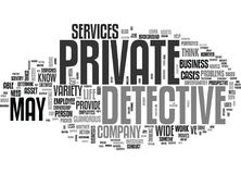 What Services Can A Private Detective Provide Word Cloud. WHAT SERVICES CAN A PRIVATE DETECTIVE PROVIDE TEXT WORD CLOUD CONCEPT Royalty Free Stock Photo