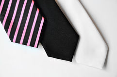 What tie to choose Royalty Free Stock Photos