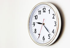 What time is it?. Black and white photo that is named what time is it Stock Image