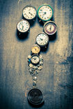What the time Royalty Free Stock Image