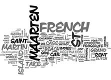 What To Do St Maarten Island Word Cloud. WHAT TO DO ST MAARTEN ISLAND TEXT WORD CLOUD CONCEPT Stock Photo