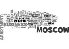 What To Expect From Moscow Apartment Rentals Word Cloud. WHAT TO EXPECT FROM MOSCOW APARTMENT RENTALS TEXT WORD CLOUD CONCEPT Stock Photos