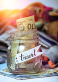 What to take for a trip Stock Images