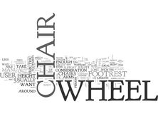 What Wheel Chair Is Right For Me Word Cloud. WHAT WHEEL CHAIR IS RIGHT FOR ME TEXT WORD CLOUD CONCEPT Royalty Free Stock Photography