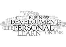 What You Can Learn About Personal Development Online Word Cloud Stock Photos