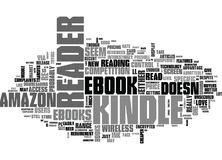 What You Should Know About The New Amazon Kindle Wireless Ebook Reader Word Cloud. WHAT YOU SHOULD KNOW ABOUT THE NEW AMAZON KINDLE WIRELESS EBOOK READER TEXT Stock Photo