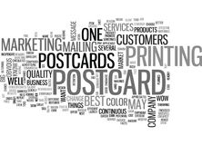 What You Should Know About Postcards Word Cloud Royalty Free Stock Photos