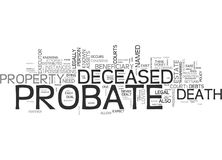 What You Should Know About Probate Word Cloud. WHAT YOU SHOULD KNOW ABOUT PROBATE TEXT WORD CLOUD CONCEPT Stock Photos