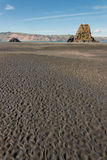 Whatipu beach at low tide Royalty Free Stock Images